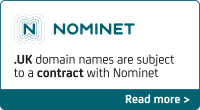 Nominet Terms