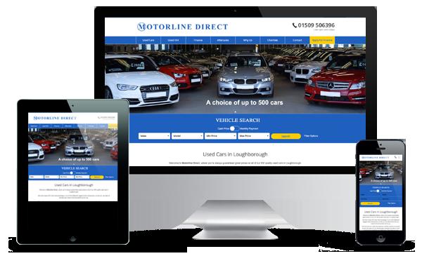 Direct Line Multi Car Insurance >> Our Work - 21st Century Internet Ltd